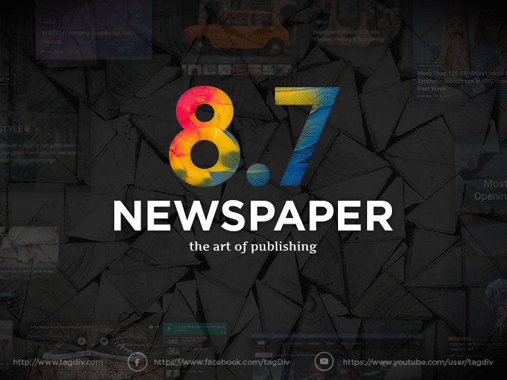 newspaper NULLED